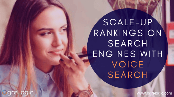 Scale-up Rankings on Search Engines with Voice Search!